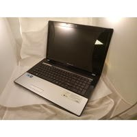 "Refurbished Packard Bell LM86-GN-005UK Core I3-330M 3GB 320GB Windows 10 17.3"" Laptop"