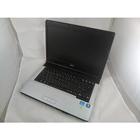 T1/442505 Refurbished FUJITSU LIFEBOOK S751 INTEL CORE I3 2ND GEN 4GB 250GB 14 Inch Windows 10 Laptop