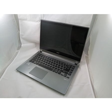 T1/447083 Refurbished ACER M5-418PT-53336G52M INTEL CORE I5 3RD GEN 6GB 20GB 14 Inch Windows 10 Laptop