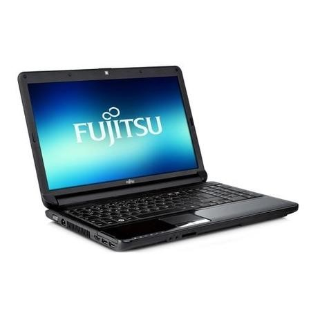 T1/456570 Refurbished  FUJITSU AH530 INTEL CORE I3 2GB 320GB 15.6 Inch Windows 10 Laptop