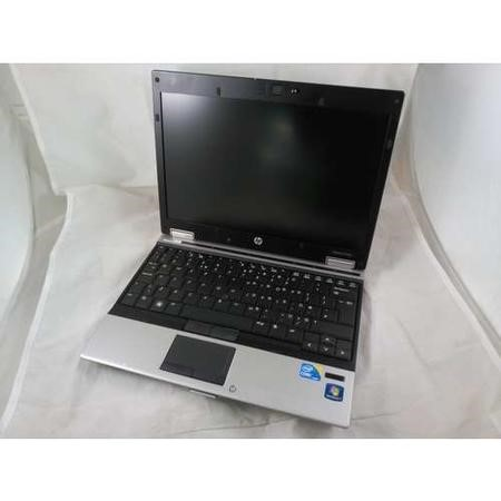 T1/474479 Refurbished HP ELITEBOOK 2540P CORE I7 4GB 160GB 12 Inch Windows 10 Laptop