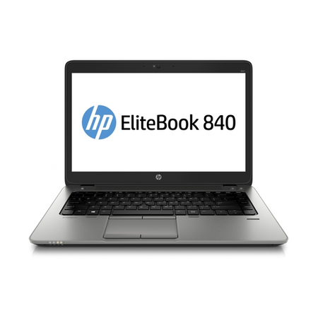 Refurbished HP EliteBook 840 G1 Ultrabook Core i5-4300U 8GB 240GB 14 Inch Touchscreen Windows 10 Professional Laptop 1 Year Warranty