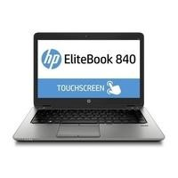 Refurbished HP Elitebook 840 Core i7 4600U 8GB 240GB SDD 14 Inch Touchscreen Windows 10 Professional Laptop