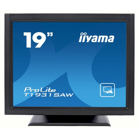 "T1931SAW-B5 Iiyama ProLite T1931SAW-B5 19"" Touchscreen Monitor"