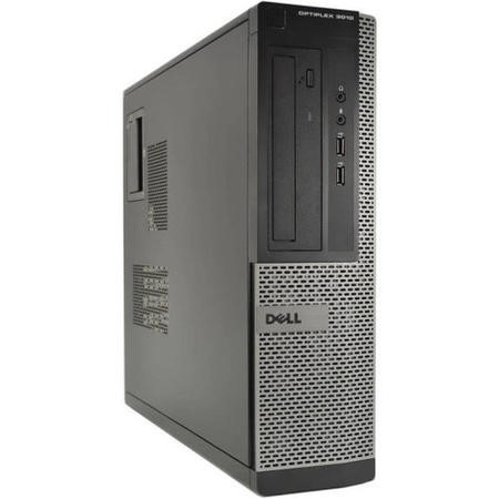 Refurbished Dell Optiplex 3010 Core i5 3470 4GB 320GB Windows 10 Professional Desktop 1 Year Warranty