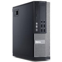Refurbished Dell 7010 Core i7 3770 8GB 240GB SSD Windows 10 Professional Desktop