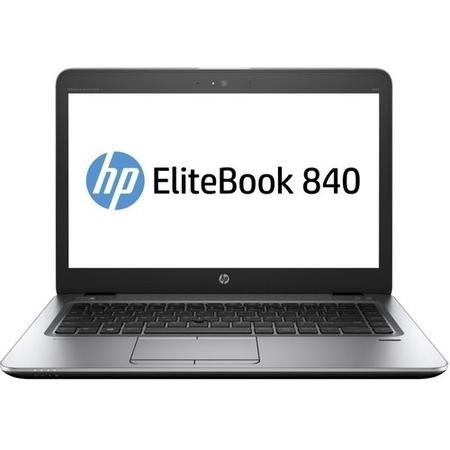 "T1/HP840G1i58GB240GBW10P Refurbished HP EliteBook 840 G1 14"" Intel Core i5-4300 8GB 240GB Windows 10 Professional Laptop with 1 Year Warranty"