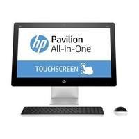 "HP Pavilion 23-q230na Core i3 6100T 8GB RAM 1TB HDD 23"" Windows 10 Touchscreen All In One Desktop"