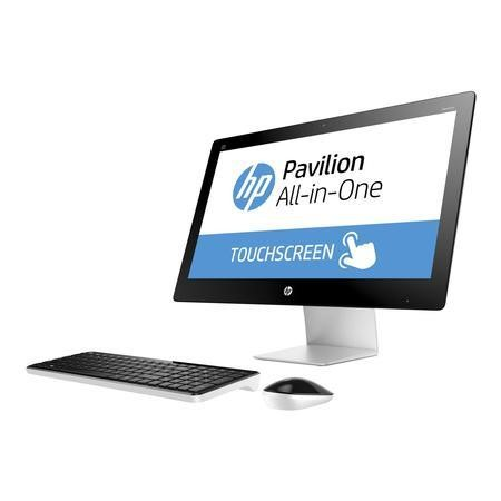 HP Pavilion 23-q230na Core i3-6100T 8GB 1TB 23 Inch Windows 10 Touchscreen All In One Desktop