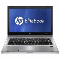 Refurbished HP Elite 8470 Core i5 3320M 8GB 320GB 14 Inch DVDRW Windows 10 Pro  Laptop 1 Year Warranty