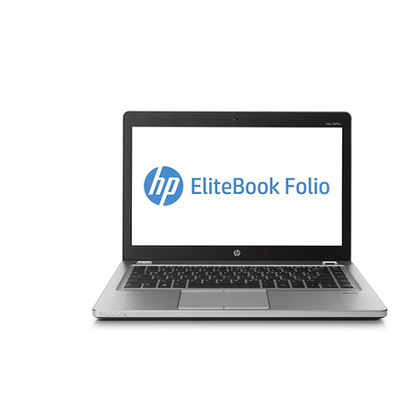 "T1/HP9470M-UK-T003/1YR Refurbished HP EliteBook 9470M 14"" Intel Core i5-3427U 4GB 320GB Windows 10 Professional Laptop with 1 Year Warranty"