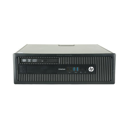 T1/HPE800i546704GB500GB Refurbished HP EliteDesk 800 G1 Intel Core i5-4670 3.4GHz 4GB 500GB Windows 10 Professional Desktop with 1 Year Warranty