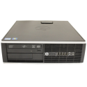 T1/HPE8300i78GB500GBW10P Refurbished HP Elite 8300 Core i7 3770 8GB 500GB DVD-RW Windows 10 Professional Desktop