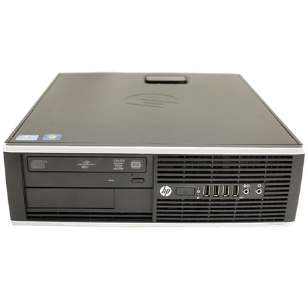 Refurbished HP Elite 8300 Core i7 3770 8GB 500GB DVD-RW Windows 10 Professional Desktop