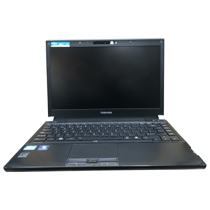 Refurbished Toshiba Portege R830-13C Core i5 2520 8GB 320GB 13 3 Inch  Windows 10 Laptop 1 Year Warranty