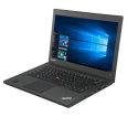 T1/T440S-UK-T023 Refurbished Lenovo ThinkPad T440s Core i5-4300U 240GB 8GB 14 Inch Windows 10 Professional Laptop with 2 Year Warranty