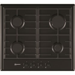 Neff T22S36S0 Series 1 60cm 4 Burner Gas Hob - Black