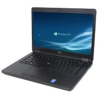 Refurbished Dell Latitude E5450 Core i5-5300U 8GB 256GB 14 Inch Windows 10 Professional Laptop