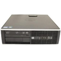 Refurbished HP Compaq 8200 Elite Core i5 2400 4GB 500GB DVD Windows 10 Pro Desktop