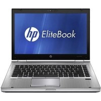 Refurbished HP EliteBook 8470p Core i5 3360M 4GB 320GB 14 Inch Windows 10 Professional Laptop