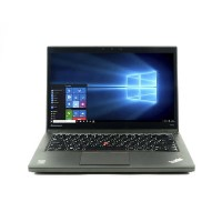 Refurbished Lenovo ThinkPad T440s Core i7 4600U 12GB 240GB 14 Inch Windows 10 Professional Laptop 1 Year Professional Warranty