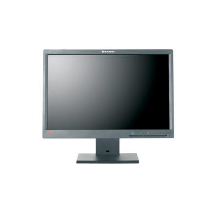 "Lenovo ThinkVision LT1952P LED Wide VGA DVI-D DisplayPort 19"" Monitor"