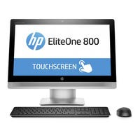 "HP EliteOne 800 G2 Core i5-6500 8GB 256GB SSD DVD-RW Windows 10 Professional 23""All In One"
