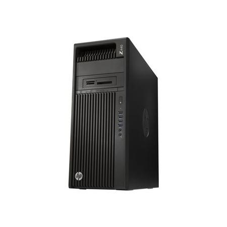 T4K26ET HP Z440 Intel Xeon E5-1603V3 8GB 1TB DVD-RW Windows 10 Professional Workstation