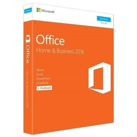 T5D-02826 Microsoft Office Home & Business 2016