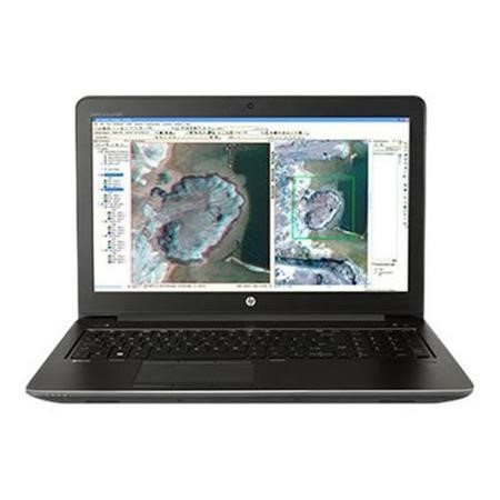 HP ZBook 15 G3 Core i7-6700HQ 8GB 256GB SSD 15.6 Inch Windows 7 Professional Laptop