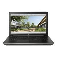 HP ZBook 17 G3 Core i7-6700HQ 2.6GHz 8GB 256GB SSD 17.3 Inch Windows 7 Professional Laptop
