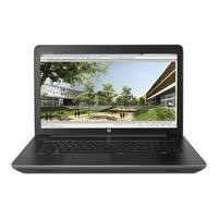 HP ZBook 17 G3 Intel Xeon E3-1535MV5 16GB 256GB SSD 17.3 Inch Windows 7 Professional Laptop