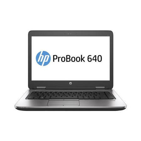 T9X00ET HP ProBook 640 G2 Core i5-6200U 4GB 500GB DVD-RW 14 Inch Windows 7 Professional Laptop
