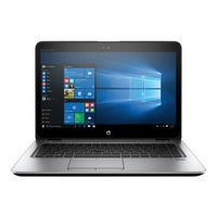 HP EliteBook 840 G3 Core i5-6200U 4GB 256GB SSD 14 Inch Windows 7 Professional Laptop