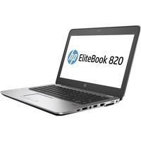 HP EliteBook 820 G3 Core i5-6200U 4GB 500GB 12.5 Inch Windows 7 Professional Laptop
