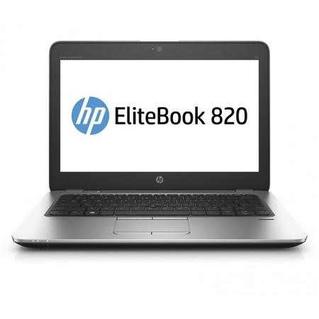 HP EliteBook 820 G3 Core i5-6200U 8GB 256GB SSD 12.5 Inch Windows 7 Professional Laptop