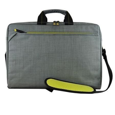 "Tech Air EVO 15.6"" Magnetic Laptop Shoulder Bag in Grey"