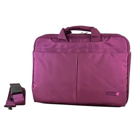 "Tech Air 15.6"" Purple Classic Laptop Case"