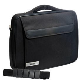 "Tech Air 17.3"" Laptop Briefcase - Black"