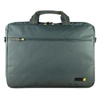 Tech Air 15.6 Inch Laptop Shoulder Bag in Grey