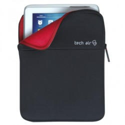 Tech Air 10.1 Universal Tablet Sleeve Black/Red