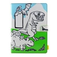 "Tech Air 7-8"" Dinosaurs Kid Universal Tablet Case"