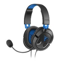 Turtle Beach Earforce Recon 50P Gaming Headset in Black and Blue