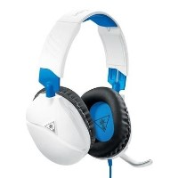 Turtle Beach Recon 70P Gaming Headset - White/Blue