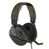 Turtle Beach Recon 70 Green Camo - Gaming Headset
