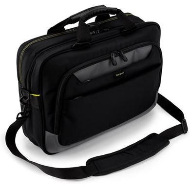 "Targus CityGear 17.3"" Slim Topload Laptop Case in Black"