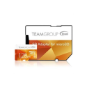 TCUSDX128GUHS42 Team Colour 128GB Micro SDXC 128GB Flash Card with Adapter