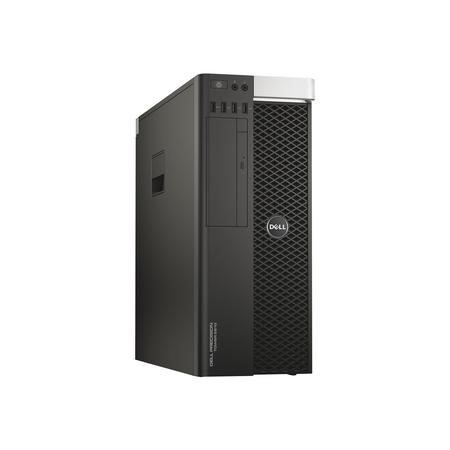 TCWV3 Dell Precision T5810 Intel Xeon E5-1620V3 16GB 1TB DVD-RW Nvidia Quadro M2000 4GB Windows 10 Pro Desktop