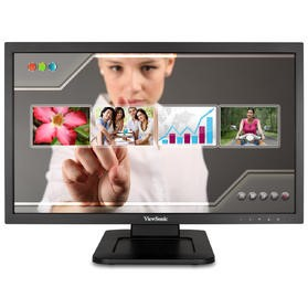 "GRADE A1 - Viewsonic 22"" TD2220-2 Full HD Touchscreen Monitor"