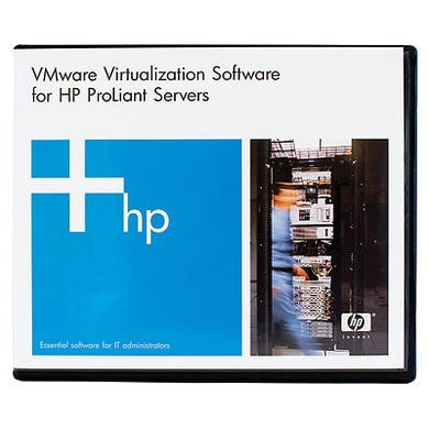 HP VMware vSphere Enterprise Plus for 32 Processors 3 yr 24x7 No Media License